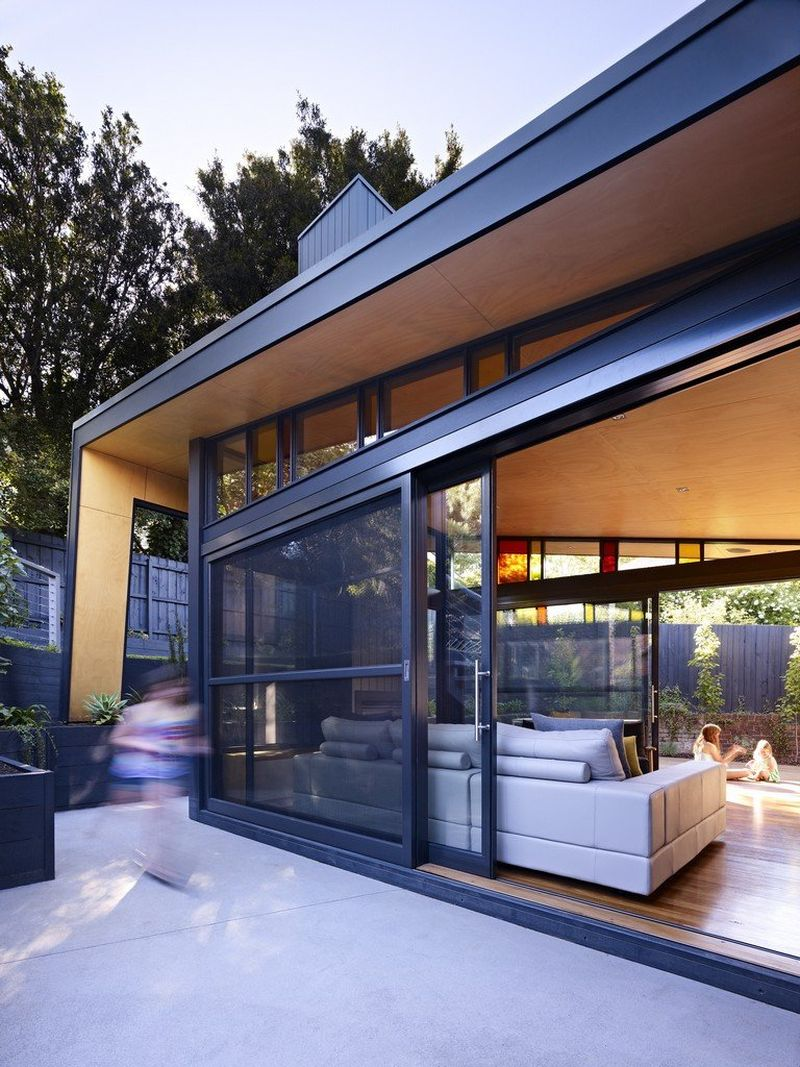 open plan kitchen living room flooring ideas outdoor rooms gallery contemporary extension to a classic melbourne kew house