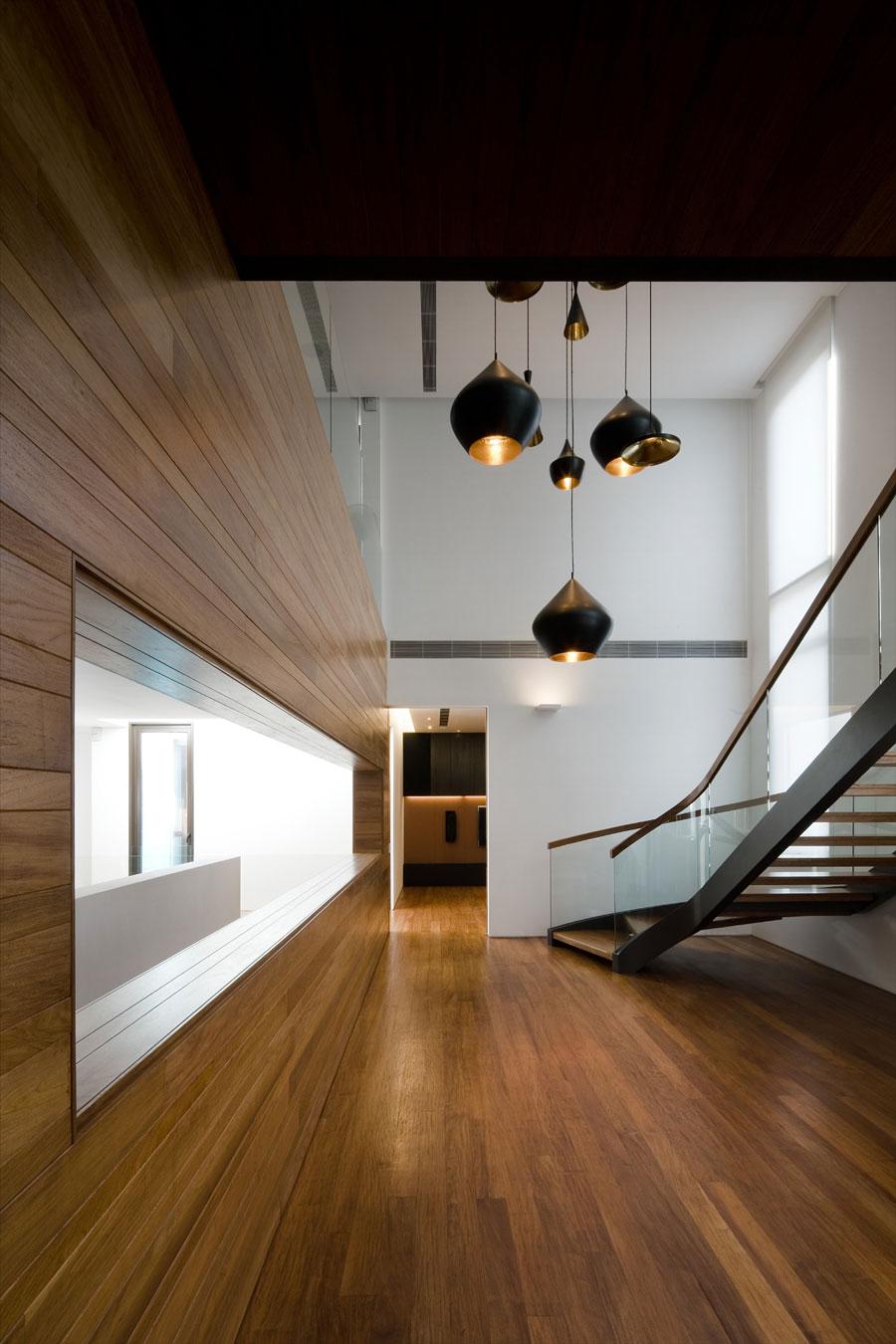 Metallic Exterior Meets Modern Interiors At Singapore S