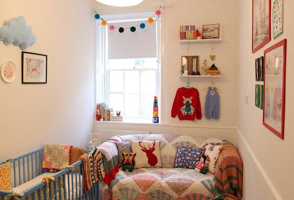Five Nursery Themes With Whimsical Style