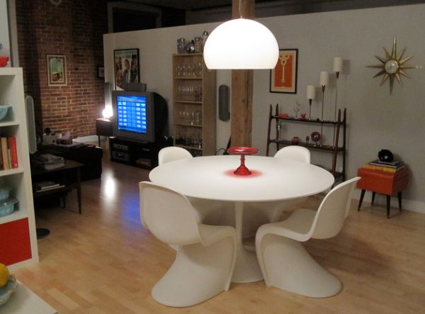 tulip table and chairs 1950s metal lawn saarinen a design classic perfect for contemporary view in gallery vitra new panton white give the company