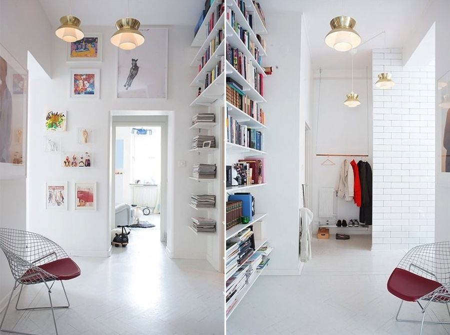 Modern Swedish Apartment With Snazzy Scandinavian Charm