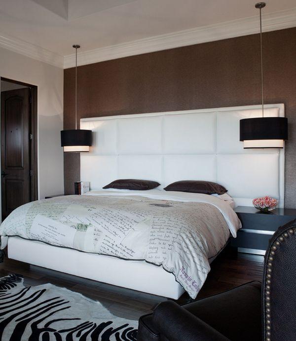 bedside lighting ideas pendant lights