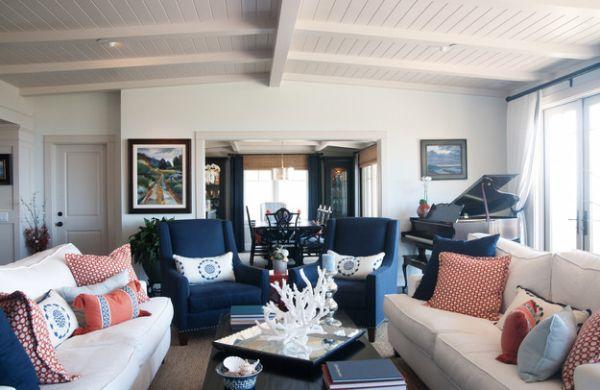 Nautical Living Room Furniture 1