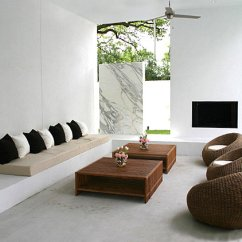 Spanish Style Living Room Furniture Colours With Brown Sofas 18 Modern Outdoor Spaces