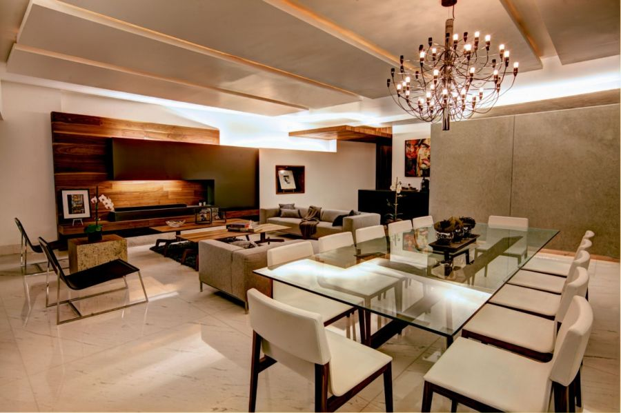 Lavish Interior And Lovely Views Shape P901 Residence In