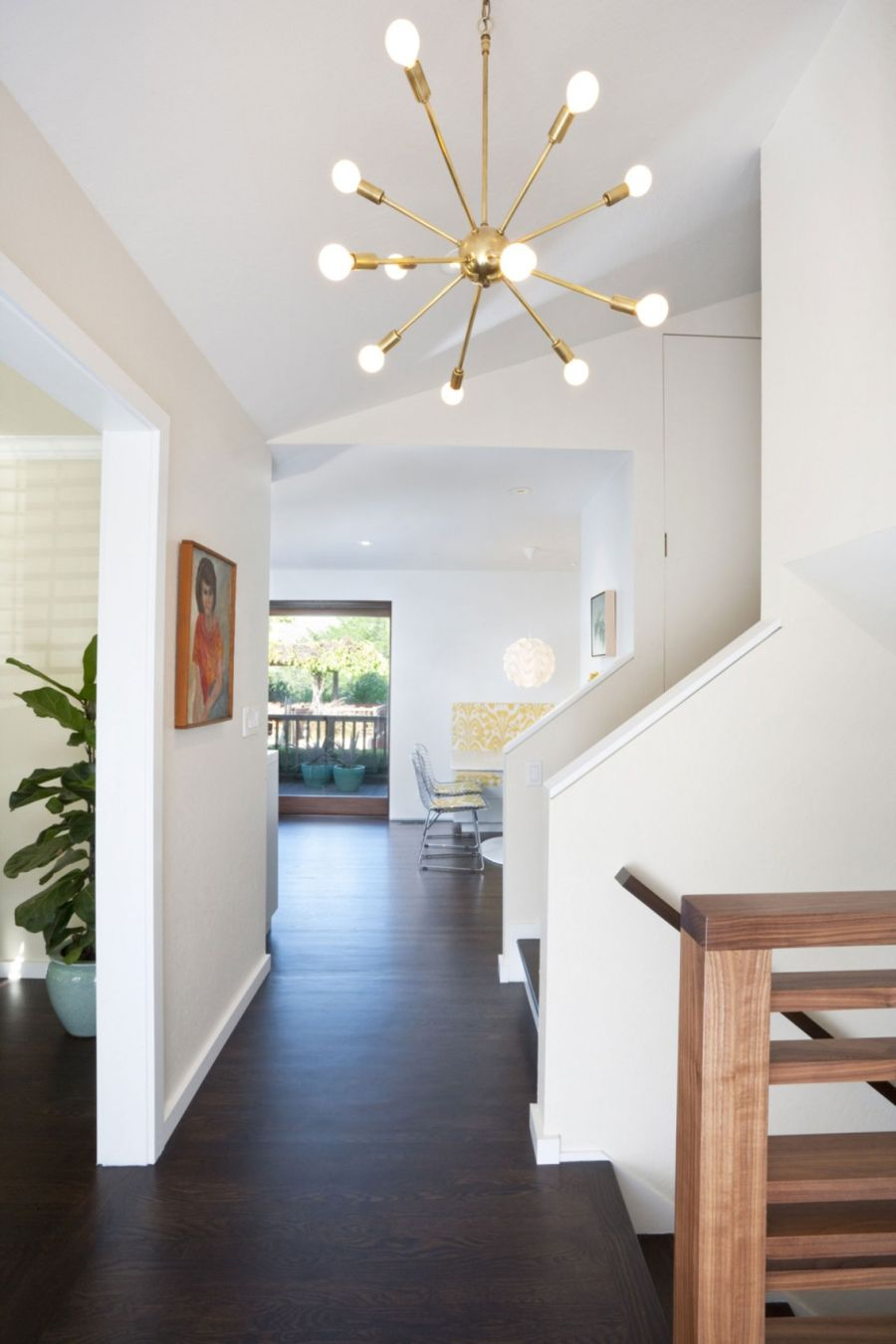 Remodeled Kitchen And Breezy Interiors Light Up The Moraga