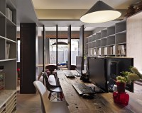 Brilliant Taipei Apartment Doubles Up As A Sophisticated ...