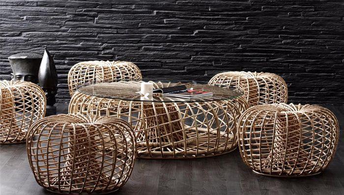 Nest Sustainable Rattan Dcor With Scandinavian Charm
