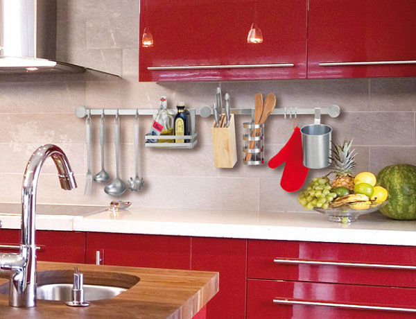 When Kitchen Accessories Become Decor Creating a