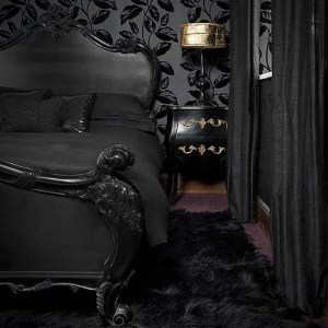 halloween bedrooms dark bedroom decorating themed vibe need subtle creepiness hint towards sometimes anything doesn enough actual enjoy than holiday