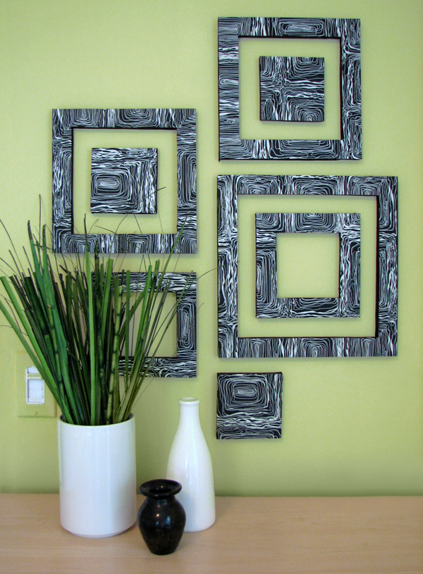 diy living room art ideas bench for 50 beautiful wall your home view in gallery patterned sqaures