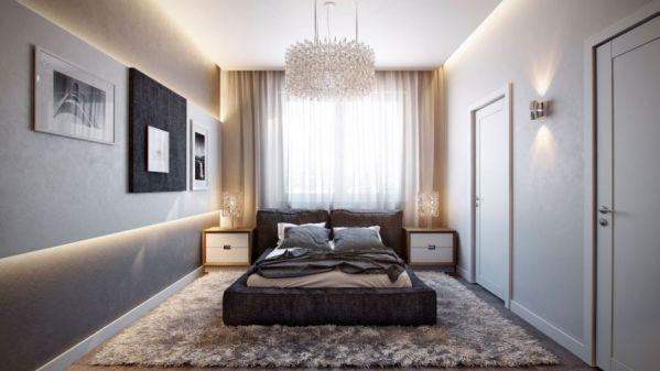 modern minimalist bedroom design Contemporary German Apartment Design Showcases A Stunning Interior