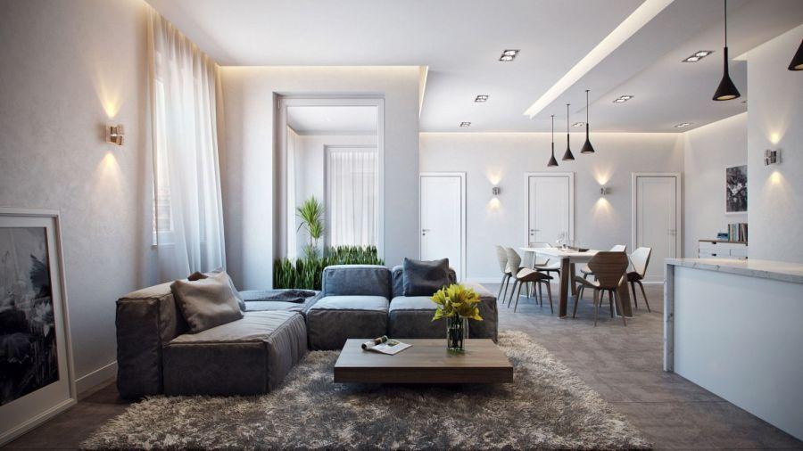 Kitchen Design White Color