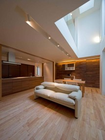 Japanese Minimalist House Interior Design