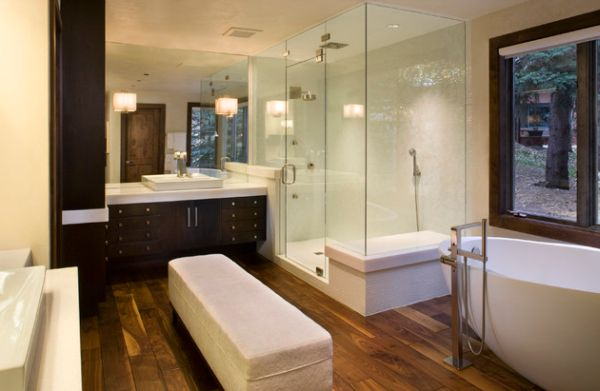 Steam Showers For Some Home SpaLike Luxury
