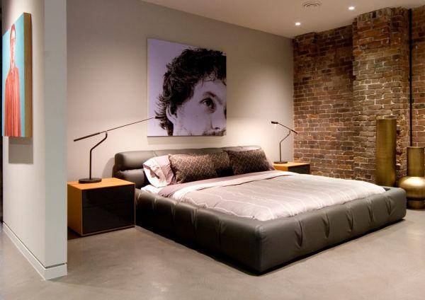 bachelor bedroom design ideas vintage 60 Stylish Bachelor Pad Bedroom Ideas