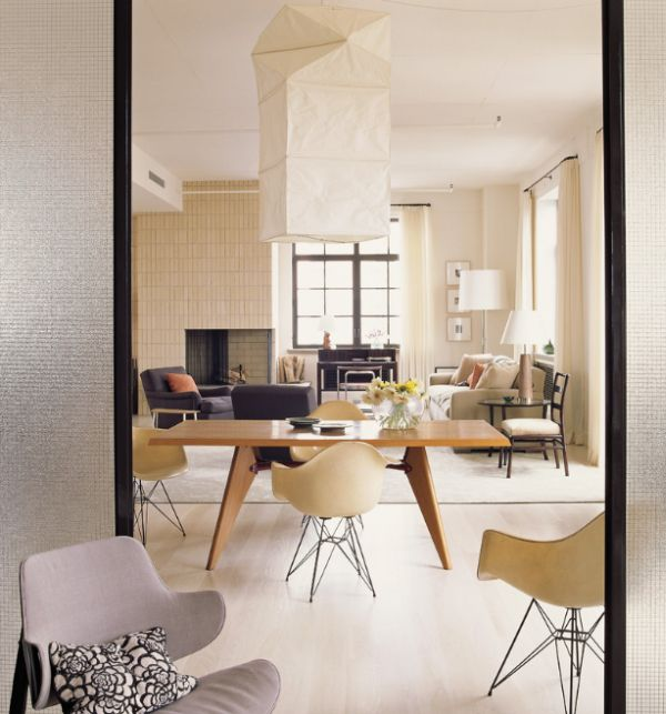 Timeless Sculptural Decor Inspirations By Isamu Noguchi