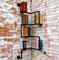 Back to: 10 DIY Inspiring Bookshelf Designs