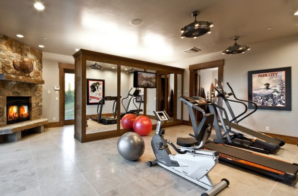 70 Home Gym Ideas And Gym Rooms To Empower Your Workouts