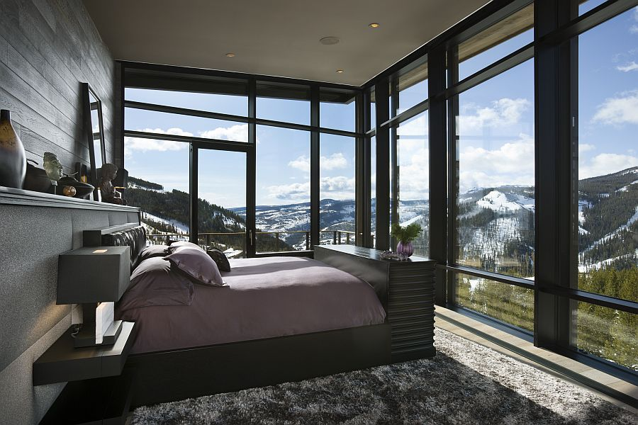 Private Luxury Ski Resort in Montana by Len Cotsovolos