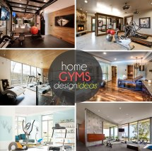 Home Gym Ideas And Rooms Empower Workouts