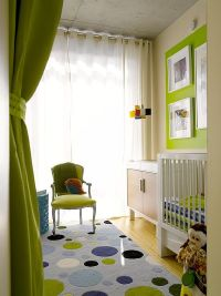 Nurseries Colors And Decorations Ideas