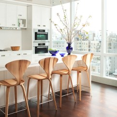 Kitchen Bar Stool Large Round Table Cherner Style Counter For Classic Modern 10 Trendy And Stools To Complete Your