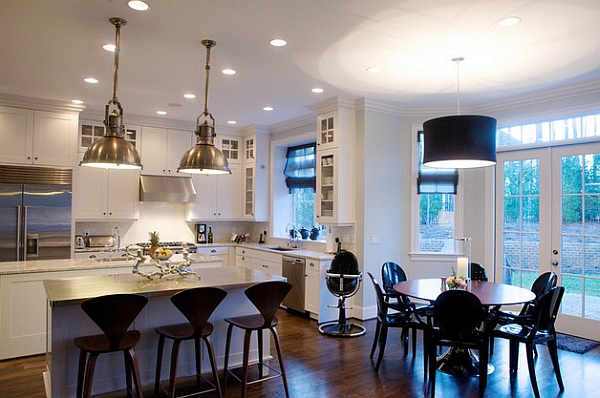 kitchen counter stools kohler faucet parts 10 trendy bar and to complete your modern view in gallery cherner are perfect for the lower counters