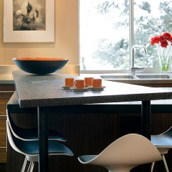 Modern Kitchen Stools Drop Leaf Cart 10 Trendy Bar And Counter To Complete Your View In Gallery Closer Look At The Curvy Onda Stool