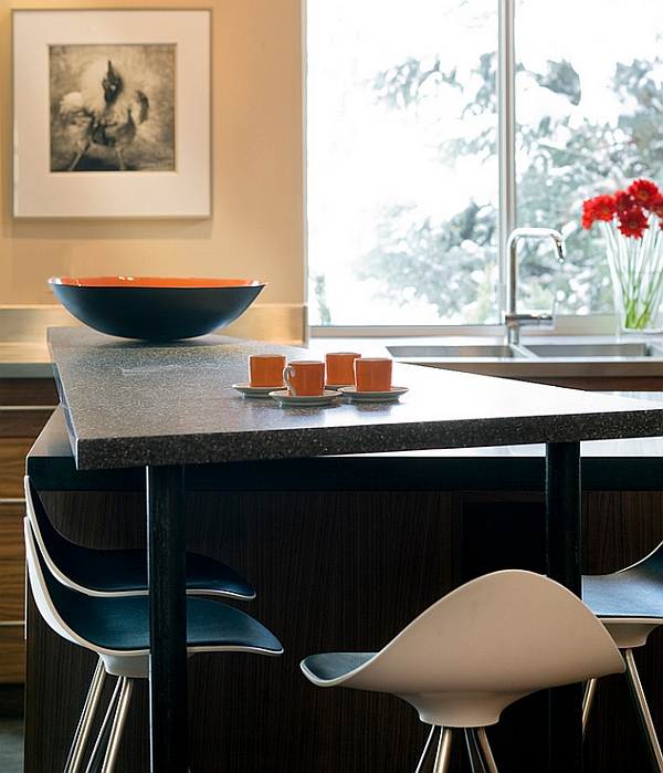 modern kitchen stools curtain ideas 10 trendy bar and counter to complete your view in gallery closer look at the curvy onda stool