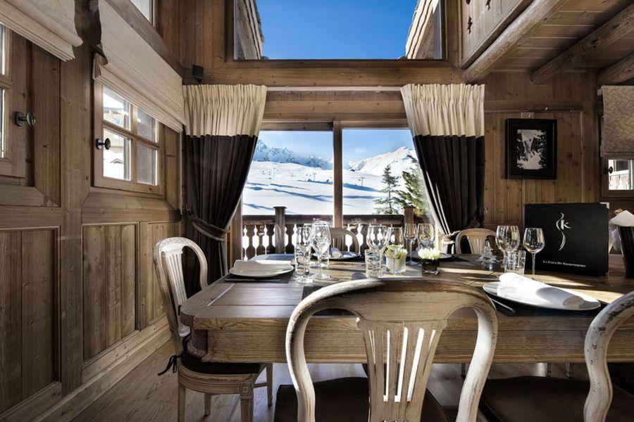 Majestic Alpine Views and Lavish Luxury Await At Stunning