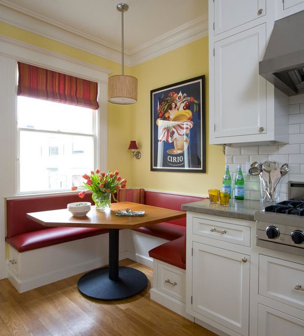 Kitchen Nook Decor Ideas