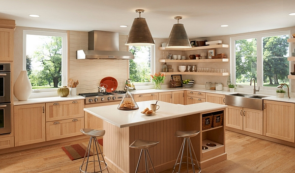 modern kitchen stools painted chairs 10 trendy bar and counter to complete your view in gallery ergonomic