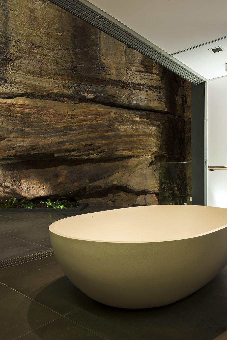 Contemporary Ensuite Bathroom With CuttingEdge Design in