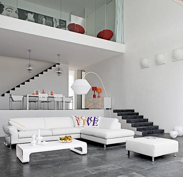 Entrepisos son ideales para los hogares con un techo alto
