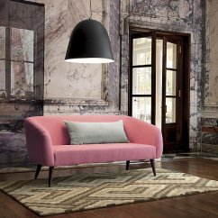 Pink Folding Chair Blue Velvet Armchair Uk 12 New Bold Furniture And Decor Finds For 2014
