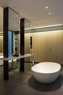 Ensuite Contemporary Bathroom Design