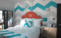 Chevron Pattern Craze: How to Pull It Off at Home