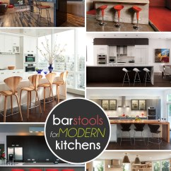 Modern Kitchen Stools Chalkboards 10 Trendy Bar And Counter To Complete Your