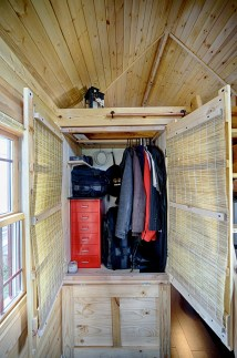 Mobile Tiny Tack House Built Hand And