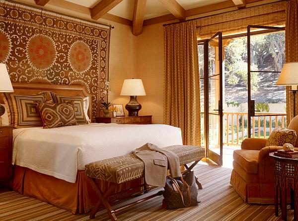 african bedroom designs African Inspired Interior Design Ideas