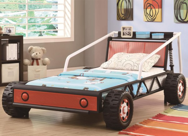 Fantasy Beds For Kids From Race Cars To Pumpkin Carriages!