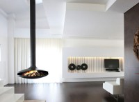 15 Hanging And Freestanding Fireplaces To Keep You Warm ...
