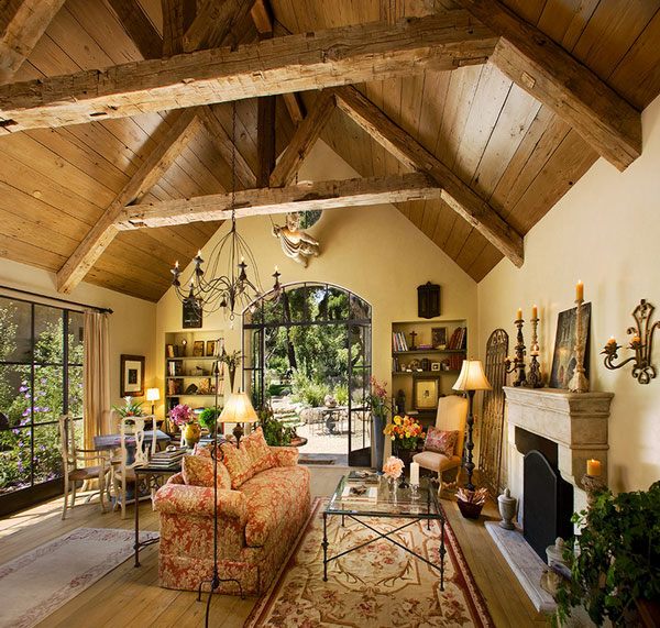 EcoFriendly Ceiling Designs For The Modern Home