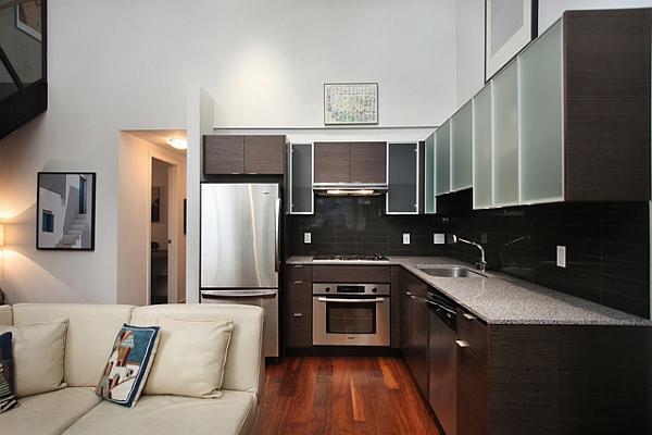 Large L Shaped Kitchen