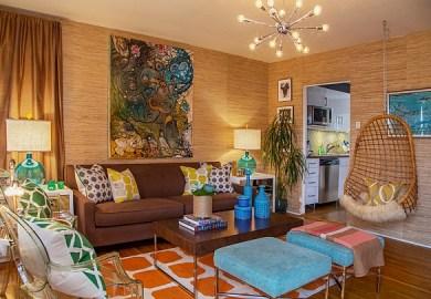 Retro Living Room Ideas And Decor Inspirations For The