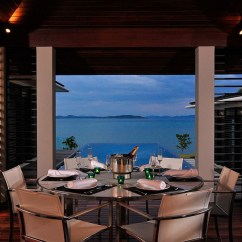 Outdoor Lounge Chairs Staples Task Chair Parts Luxurious Villa In Thailand Blends Serene Elegance With Stunning Sea Views