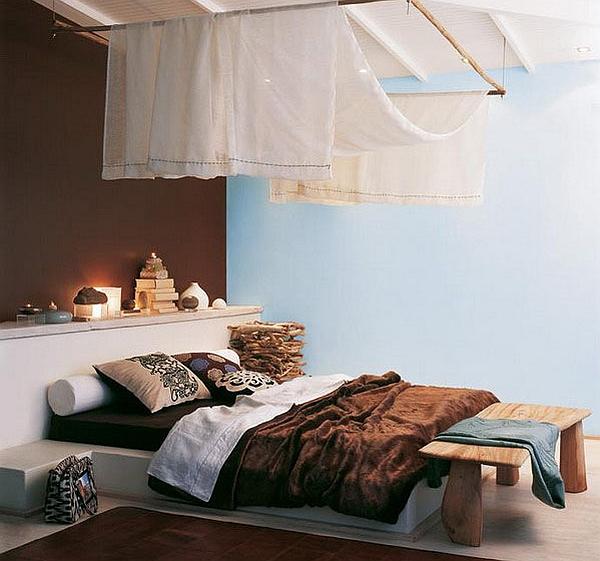 Chambre Style Afrique