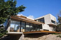 Modern House Ushers In Industrial Style With Raw Concrete ...