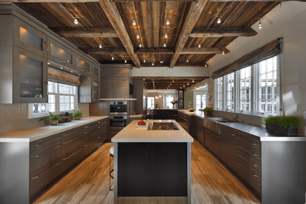 Modern Rustic Interiors Defining Elements Of The Modern